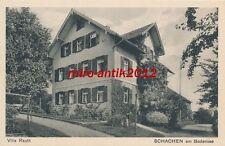 AK, foto, Bad Schachen-Villa Rauth 1925; 5026-79