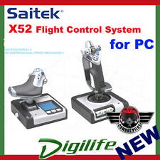 Saitek X55 Flight Control System for PC Gaming