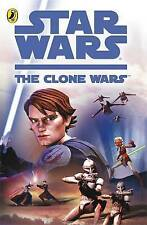 "Star Wars The Clone Wars: The Novel (""Star Wars - Clone Wars""), Puffin Books, Ne"
