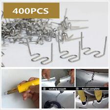 400X Standard Pre Cut 0.8mm Wave Hot Staples FOR PLASTIC STAPLER REPAIR Welder