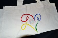 Autism Embroidered Tote Bag