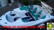 New Custom Seat Covers Upholstery 5-Seat Set Sea-Doo Challenger 800 1996-2001