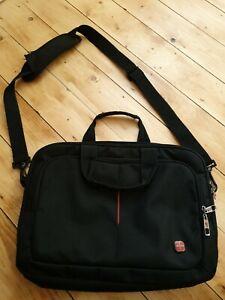 Swiss Gear Wenger Padded Laptop Case Carrier Bag Pack satchel
