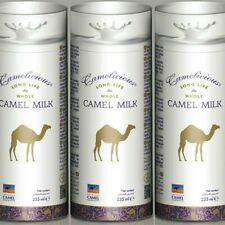 Camel Milk Long Life Whole Milk Camelicious Expiry Date 10 / 2020 - 3 x 235ml