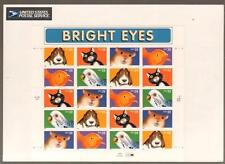 20 Full Pane Bright Eyes 32c Stamps Sheet Mint Condition Sealed & Backed