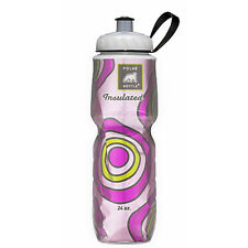 Polar Bottle 24oz Insulated Water Drink Bottle BPA FREE - RAZZLE 0004E
