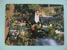 cartolina SARDEGNA COSTUMI SARDI - TEMPIO OLBIA SASSARI -  VIAGGIATA 1961