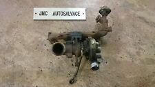 PEUGEOT 307 CITROEN PICASSO 2.0 HDI EXHAUST MANIFOLD + TURBO CHARGER 9645247080