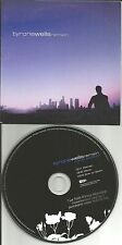 TYRONE WELLS Remain Ultra Rare 3 TRK SAMPLER  PROMO DJ CD Single 2008 USA