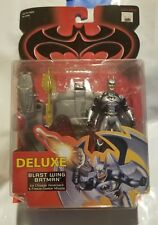 Batman & Robin RARE Blast Wing Batman Kenner 1997 deluxe action figure [P148]