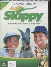 ADVENTURES OF SKIPPY VOL 6 - AUSTRALIA'S FAMOUS KANGAROO - DVD