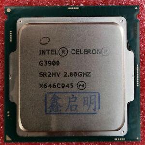 Intel Celeron G3900 2MB Cache 2.80GHz LGA 1151 Dual Core SR2HV CPU Processor