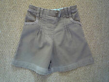 BEAUTIFUL LINEN BLEND SHORTS FROM MINI MODE - AGE 12-18 MTHS