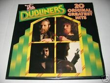 The DUBLINERS/20 original greatest Hits/RAM// RARITÄT