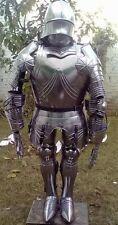 Gothic German Full Suit of Armor 17th Century Full Body Armour Full Suit