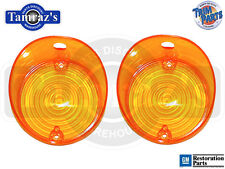 70 El Camino Parking Turn Light Lamp Lenses Made in the USA Pair