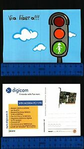 DIGICOM - IL MONDO NELLE TUE MANI - WIN MODEM PCI V.90 - VIA LIBERA!!! - 24558