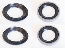 4 X Rear Halfshaft Oil Seal For Nissan Patrol Y61 - 2.8TD / 3.0TD (10/1997-2010)