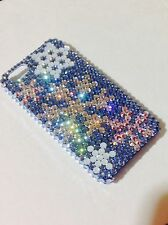 SNOW FLAKES Crystal Rhinestone Back Case for iPhone 5 5S with Swarovski Elements