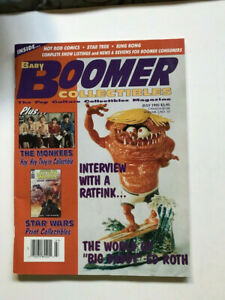 Boomer Collectibles 7/95. Monkees  Star Wars  hot rod comics  Big Daddy Roth