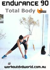 INTERVAL WORKOUT DVD - BARLATES BODY BLITZ Endurance 90 Total Body Workout