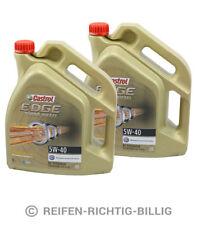 Castrol Edge Titanium Turbo Diesel 5W-40 1535BC Motoren-Öl 10 Liter 2x5L 10L