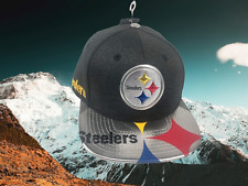 Pittsburgh Steelers Youth Snapback Hat