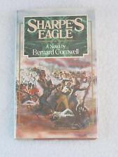 Bernard Cornwell Sharpe'S Eagle 1st Edition 1981 Viking Press