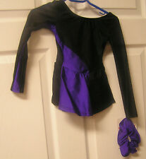 Mondor Model 606 Skating Dress Violet Size Adult Small