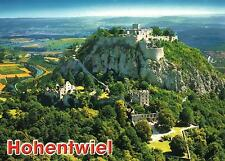 RUINS of HOHENTWIEL FORTRESS POSTCARD
