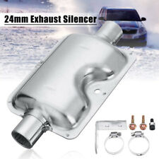 Exhaust Pipe Silencer Muffler 24mm For Webasto Eberspacher Car Air Diesel Heater