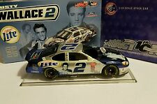 Action Rusty Wallace #2 Miller Lite / Elvis 25th Anniversary 2002 (1 of 1,800)