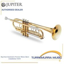 Jupiter 408L Bb Trumpet - Great Student Trumpet - With carry case