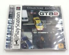 Grand Theft Auto 2 (Sony PlayStation 1 PS1, 1999) NEW GTA 2 BLACK LABEL