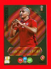WC RUSSIA 2018 -Panini Adrenalyn-Card Limited Edition Brasil- KHAZRI - TUNISIA