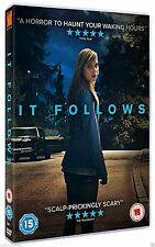 It Follows (DVD) (C-15)