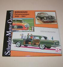 Borgward Personenwagen Isabella, Arabella, Hansa 1500, 1800, 2400, P 100, ....!
