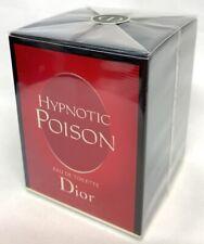 HYPNOTIC POISON CHRISTIAN DIOR * 3.3/3.4 oz (100 ml) EDT Spray * NEW & SEALED