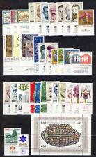 Briefmarken aus Israel Sammlungen