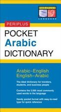 Periplus Pocket Dictionaries: Pocket Arabic Dictionary : Arabic-English...