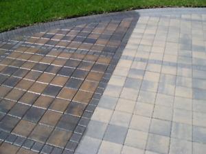 Wet look Block paving sealer * drive sealant * block paving & patio sealer ***