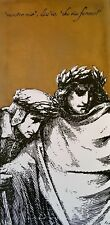 Sten Lex Lucamaleonte Spray/Serigraphy Handsigned RARE 2009 Banksy