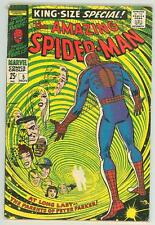 SPIDERMAN KING SIZE SPECIAL 5 4.0 NICE PAGES PC