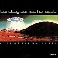 BARCLAY JAMES HARVEST - EYES OF THE UNIVERSE  CD 8 TRACKS CLASSIC ROCK/POP  NEU