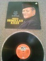 USTAD BISMILLAH KHAN - THE SOUL OF SHAHNAI LP / RARE ORIGINAL EMI INDIA ECSD2833