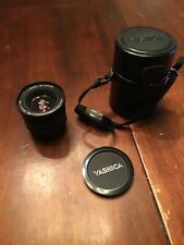 YASHICA LENS ML 24mm F2.8