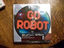 "RED HOT CHILI PEPPERS Go Robot - Live 12"" Picture Disc - NEW RSD 2017 LP"
