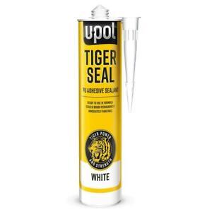 Tiger Seal Polyurethane adhesive sealant - 310ml - White