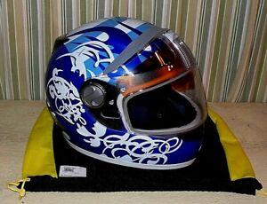 BRP Scorpion EXO-400 SE F 3 Full Face Motorcycle / Snowmobile Helmet XXXL   NEW