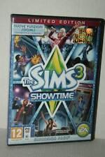 THE SIMS 3 SHOWTIME ESPANSIONE USATA OTTIMO STATO PC DVD VER ITALIANA FR1 49567